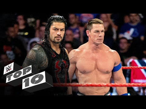 Roman Reigns' unexpected teammates: WWE Top 10, Sept. 28, 2019