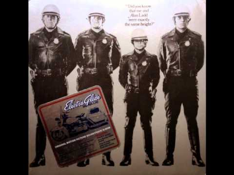Electra Glide In Blue 1973 Original Motion Picture Soundtrack