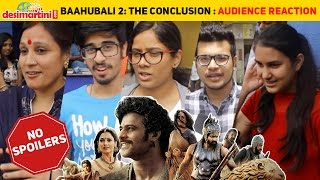 Baahubali 2 : The Conclusion | Audience Reaction | First Show | Movie Review | Public Opinion