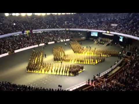 Formatura de sargentos CEFS 2013