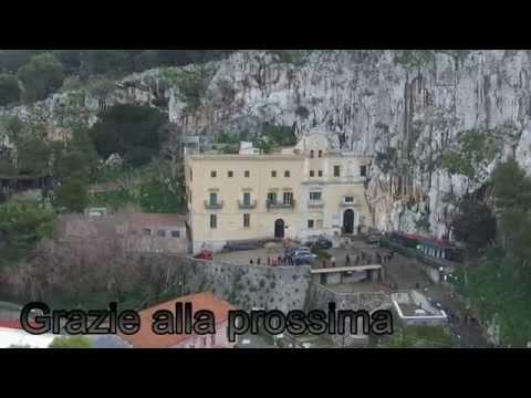 santuario santa rosalia, monte pellegrino palermo