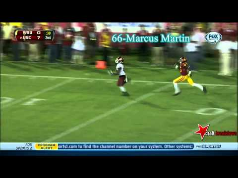 Max Tuerk vs Washington St. 2013 video.