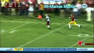 Marcus Martin vs Washington State  (2013)