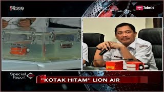 Video Konpers KNKT Terkait Proses Investigasi Kecelakaan Pesawat Lion Air JT 610 - Special Report 01/11 MP3, 3GP, MP4, WEBM, AVI, FLV November 2018
