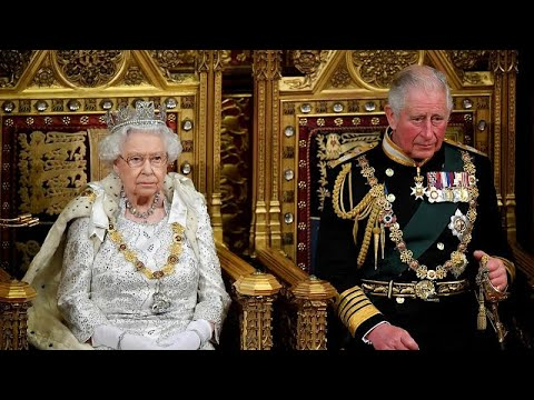 Η ομιλία της Βασίλισας Ελισάβετ στο βρετανικό κοινοβούλιο…