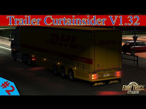 [1.32] Kriistof Aero curtainsider v2.0 by MdModding