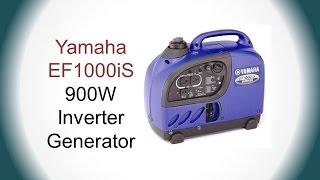 7. Yamaha EF1000iS Portable Inverter Generator Review