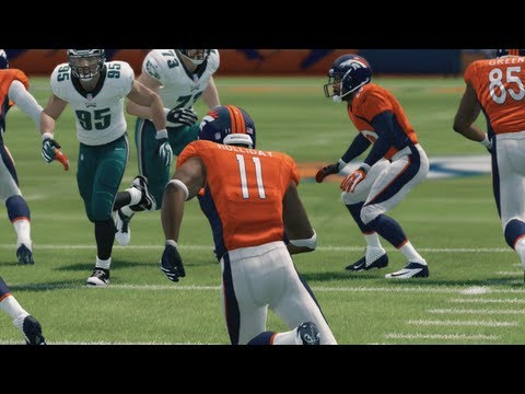 Madden 25 Top 10 Plays of the Week Episode 5 – Ridiculous Pick Six! Plus Holliday Gets Another TD