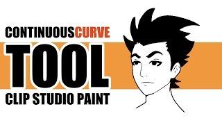 Amazing tool for line art