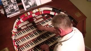 Calverton United Kingdom  city images : Robert Davies Playing Unforgettable On The Calverton Allen GW4 Theatre Organ