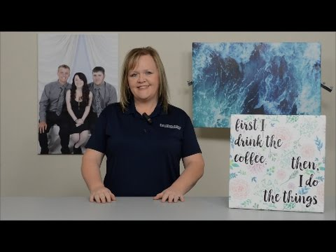 3 Ways to Sell Canvas Prints to Make More Money | Imprintables (видео)