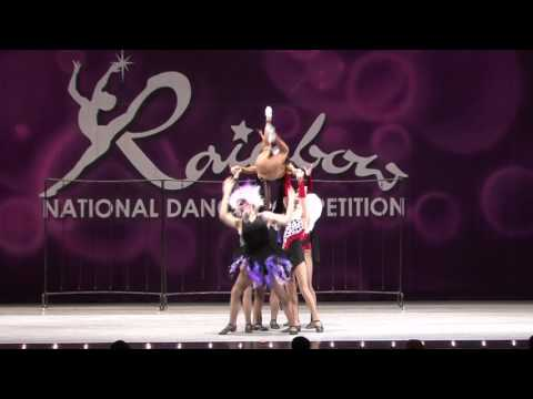 Best Musical Theater // SPELL BLOCK TANGO - Jagged Edge Dance Academy [Chicago, IL 2]