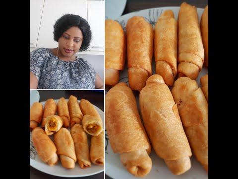 Nigerian Fish Roll: Best Nigerian Fish Roll Recipe