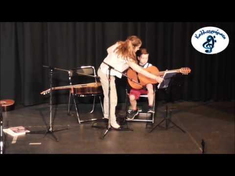 Μαθητική Συναυλία κιθάρας 31-05-2017