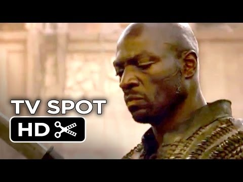 Pompeii TV SPOT - See It In 3D! (2014) - Kit Harington, Emily Browning Movie HD