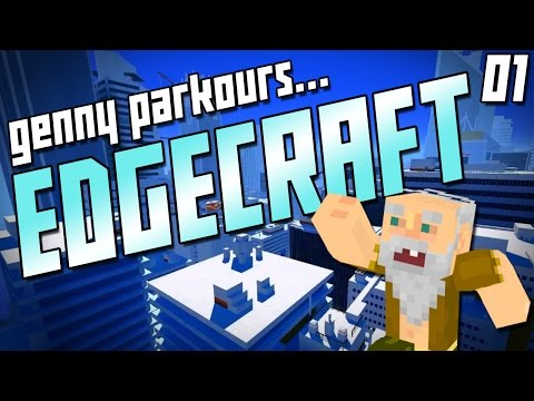Like - Leave a LIKE if you're excited for some HERMIT PARKOUR!!! :) Edgecraft is an *amazing* Mirror's Edge inspired Minecraft parkour map made by Lord_Pancake. I've always been terrible at parkour,...