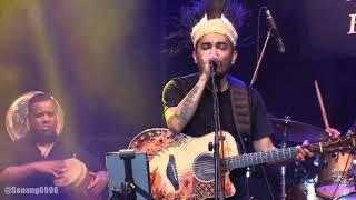 Video Glenn Fredly - Lembah Baliem ~ Good Morning Papua ~ Timur @ JJF 2018 [HD] MP3, 3GP, MP4, WEBM, AVI, FLV Oktober 2018