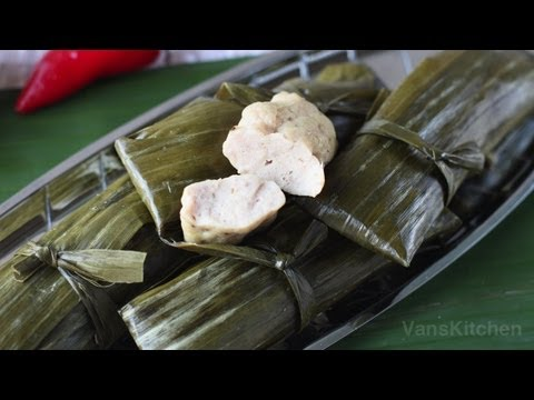 How to Make Vietnamese Hue Style Steamed Ham – Cha Hue, Gio Song, Mu Yor