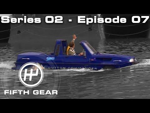 Fifth Gear: Series 2 - Episode 7