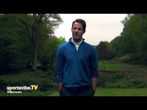 Jamie Redknapp Talks The 2012/13 Season, League Of Their Own and His Love For Golf