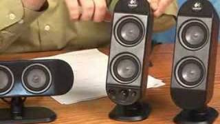 Logitech X-530 Surround Sound Speaker System