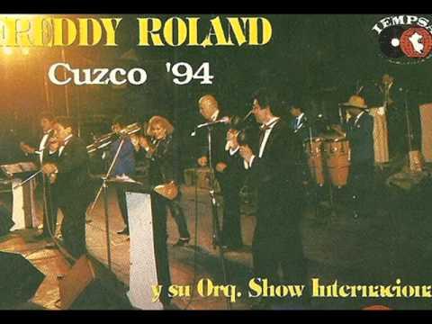 FREDDY ROLAND Y SU ORQUESTA