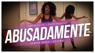 Abusadamente- Mc Gustta e Mc DG / COREOGRAFIA