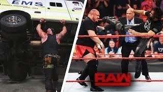 Nonton WWE Monday Night RAW 4 10 2017 Highlights HD - WWE RAW 10 April 2017 Highlights HD Film Subtitle Indonesia Streaming Movie Download
