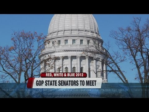Wisconsin GOPers to pick new State Senate leaders