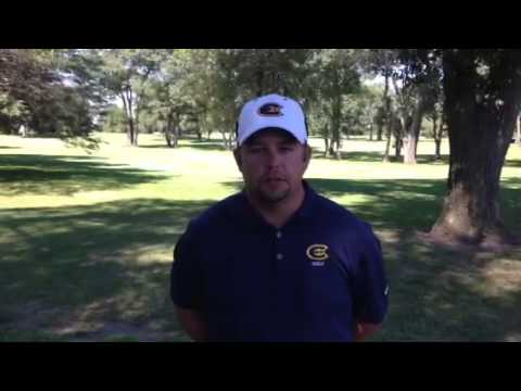 Men's Golf - Assistant Coach Zach Ziemann After Augsburg Invite