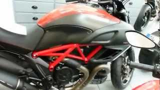 10. Ducati Diavel Carbon 162 Hp 2012 * see also Playlist