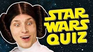 Video WHAT STAR WARS CHARACTER ARE YOU? (The Show w/ No Name) MP3, 3GP, MP4, WEBM, AVI, FLV Juli 2018