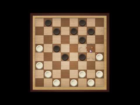 Checkers Board - Game Online!