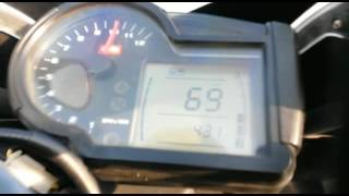 7. Aprilia rs 125 top speed (full power)