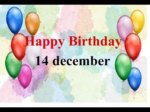 Birthday wishes for best friend - 14 december special happy birthday status, birthday wishes, happy birthday, whatsapp status, जन्मदिन