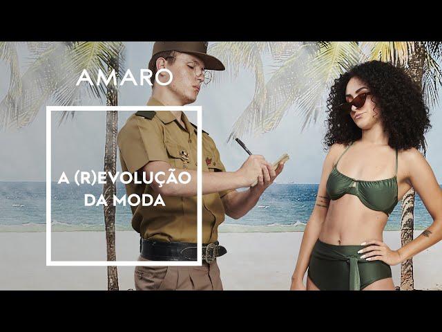 AMARO - A (R)EVOLUÇÃO DA MODA FEMININA - Amaro