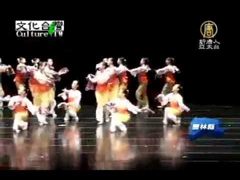 虎尾拯民藝校展演 中國舞令人驚豔