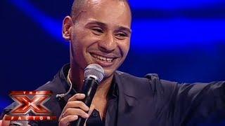 محمد الريفي - العروض المباشرة - الاسبوع 5 - The X Factor 2013