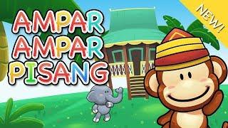 Lagu Anak Indonesia | Ampar Ampar Pisang