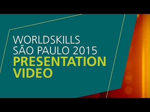 Conheça o WorldSkills São Paulo 2015