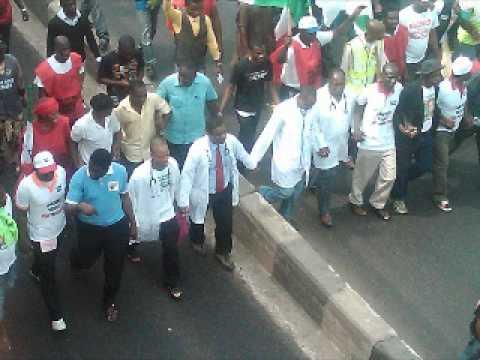 Resident Doctors Embark On Nationwide Strike