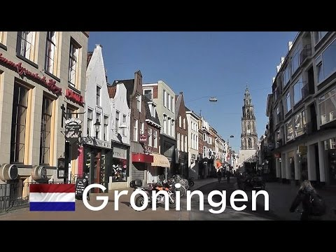 Groningen City - Netherlands (holland)