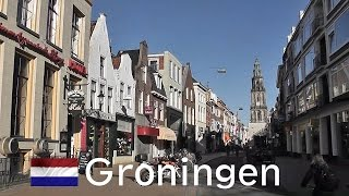 Groningen Netherlands  city photo : HOLLAND: Groningen city [HD]