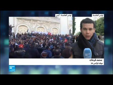 العرب اليوم - شاهد: هدوء حذر بعد تجدد الاشتباكات في تونس العاصمة