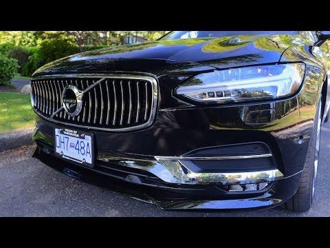 Volvo xc90 volvo s90 фотка