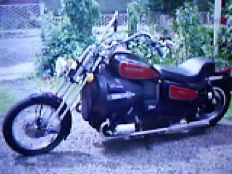 MOTO C/ MOTOR FUSCA 1600 -FABRICAÇÃO PRÓPRIA- AS VÁRIAS ETAPAS - 2001