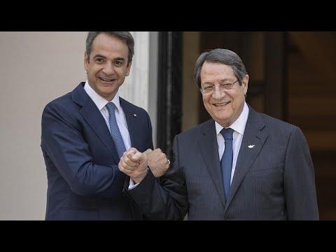 Συντονισμός δράσεων Αθήνας – Λευκωσίας απέναντι στις τουρκικές προκλήσεις…