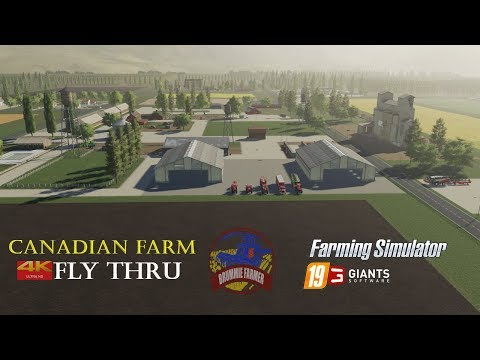 Canadian Farm Map v4.0 Final