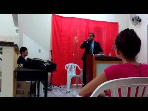 PREGAÇAO MAYCON RICARDO AD MISSAO BURITI DE GOIAS