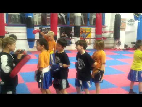 Kickboxing Junior 2012/2013